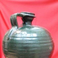 Antigüedades: GRAN PERULA ACEITERA. BARRO POPULAR ANDALUZ.. Lote 175196283