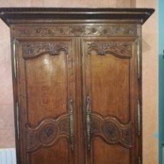 Antigüedades: ARMARIO ROBLE. Lote 175256963