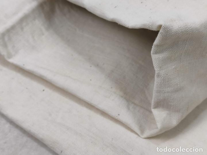 Antigüedades: Tejido de lino antiguo - Foto 4 - 175258245