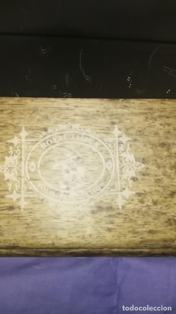 Antigüedades: Antiguo espejo - Foto 11 - 175271408