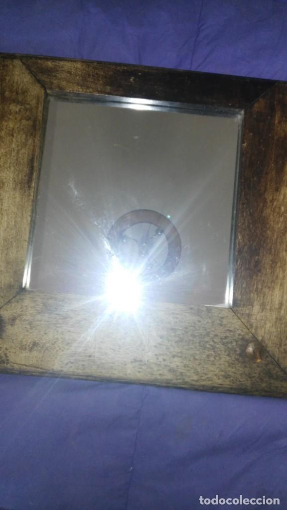 Antigüedades: Antiguo espejo - Foto 12 - 175271408