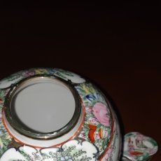 Antigüedades: JUEGO DE PORCELANA CHINA DE MACAO. Lote 175285680