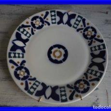 Antigüedades: PLATO DE CERAMICA DE SARGADELOS. Lote 175339019