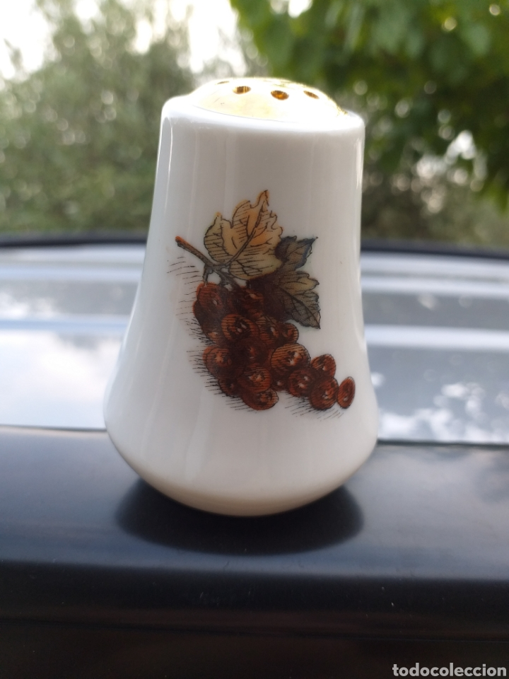 SALERO DE PORCELANA (Antigüedades - Porcelanas y Cerámicas - Otras)