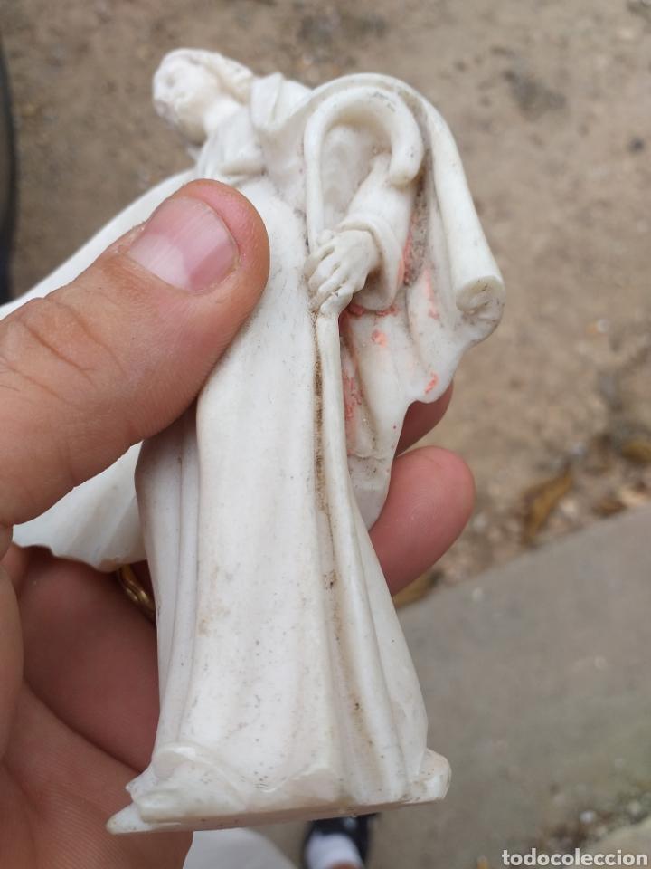 Antigüedades: FIGURA JESUS - Foto 3 - 175343637