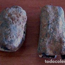 Antigüedades: PESOS PLOMO PARA REDES ÉPOCA PÚNICA / IBIZA. Lote 175345700