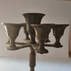 Antigüedades: CANDELABRO DE 7 BRAZOS.. Lote 175352657