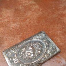 Antigüedades: AGENDA - CARNET DE BAILE PRINCIPIOS DEL SIGLO XX - MODERNISTA. Lote 175358965