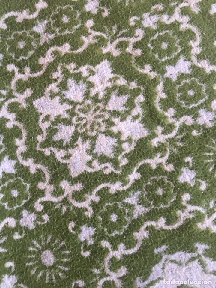 Antigüedades: Antigua manta colcha para cama de matrimonio-(19270) - Foto 10 - 175396510