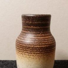Antigüedades: JARRON SERRA FIRMADO. Lote 175397458