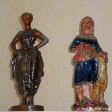 Antigüedades: FIGURAS ANTIGUAS. Lote 175398700