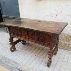 Antigüedades: MESA DEL SIGLO XVII. Lote 175409787