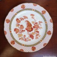 Antigüedades: WEDGWOOD BONE CHINA MADE IN ENGLAND COCKEREL R4538. Lote 175420637