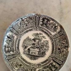 Antigüedades: PLATITO DE CERÁMICA SARGADELOS. Lote 175438765