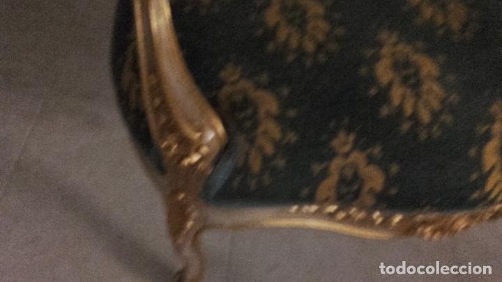 Antigüedades: Antiguo sillon estilo Luis XVI - Foto 3 - 175448460
