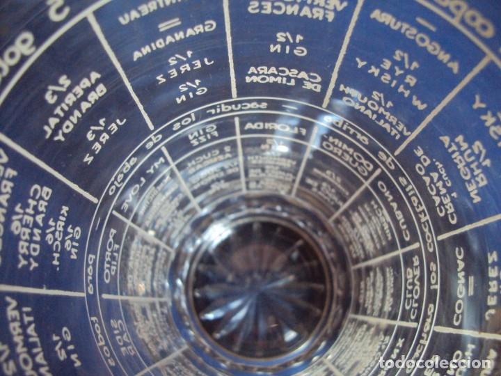Antigüedades: (ANT-190908)COCTELERA DE CRISTAL SOPLADO. TAPA Y BASE DE PLATA. CIRCA 1950 - Foto 13 - 175500569