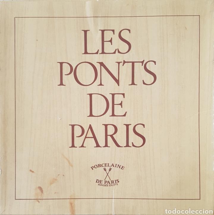 Antigüedades: Plaza de la Bastilla, París - Plato en Porcelana de París.26cm. - Foto 4 - 175496164