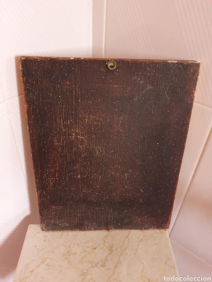 Antigüedades: CUADRO DE LA VIRGEN DEL PERPETUO SOCORRO - Foto 5 - 175510117
