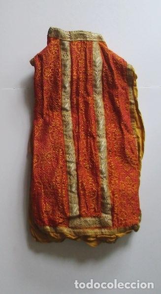 Antigüedades: ANTIGUA CASULLA - Foto 4 - 175519142