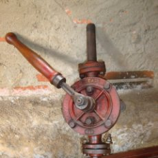 Antigüedades: BOMBA DE LIQUIDOS. Lote 175534310