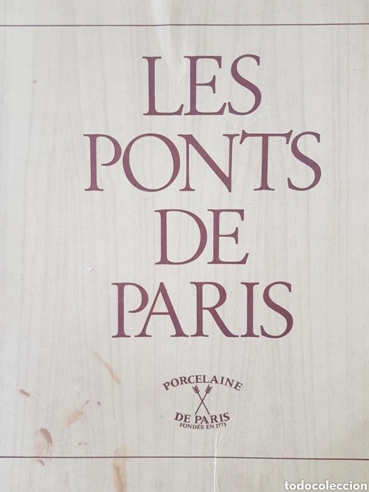 Antigüedades: Plaza de la Bastilla, París - Plato en Porcelana de París.26cm. - Foto 11 - 175496164