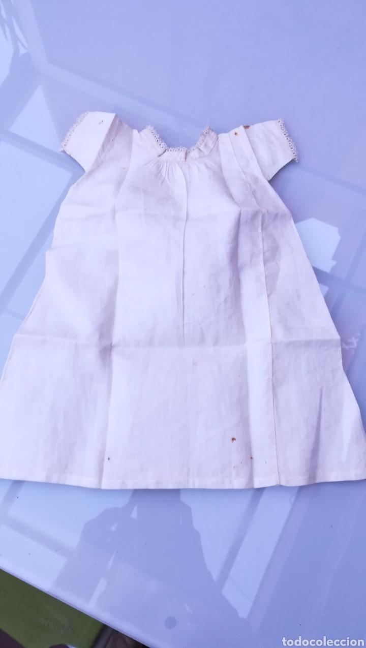 Antigüedades: Camisola o camisón de bebé - Foto 2 - 175562324