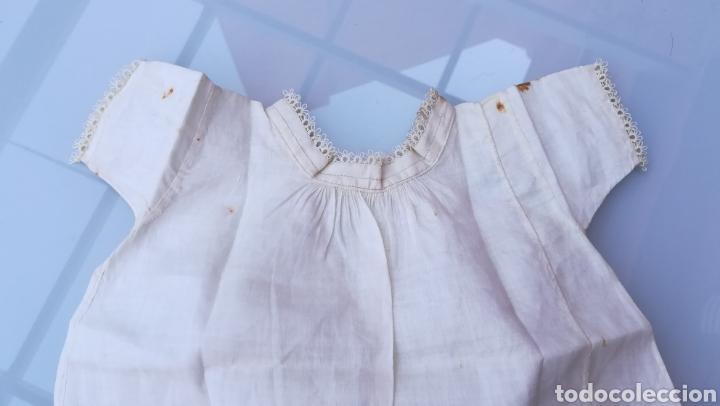 Antigüedades: Camisola o camisón de bebé - Foto 4 - 175562324