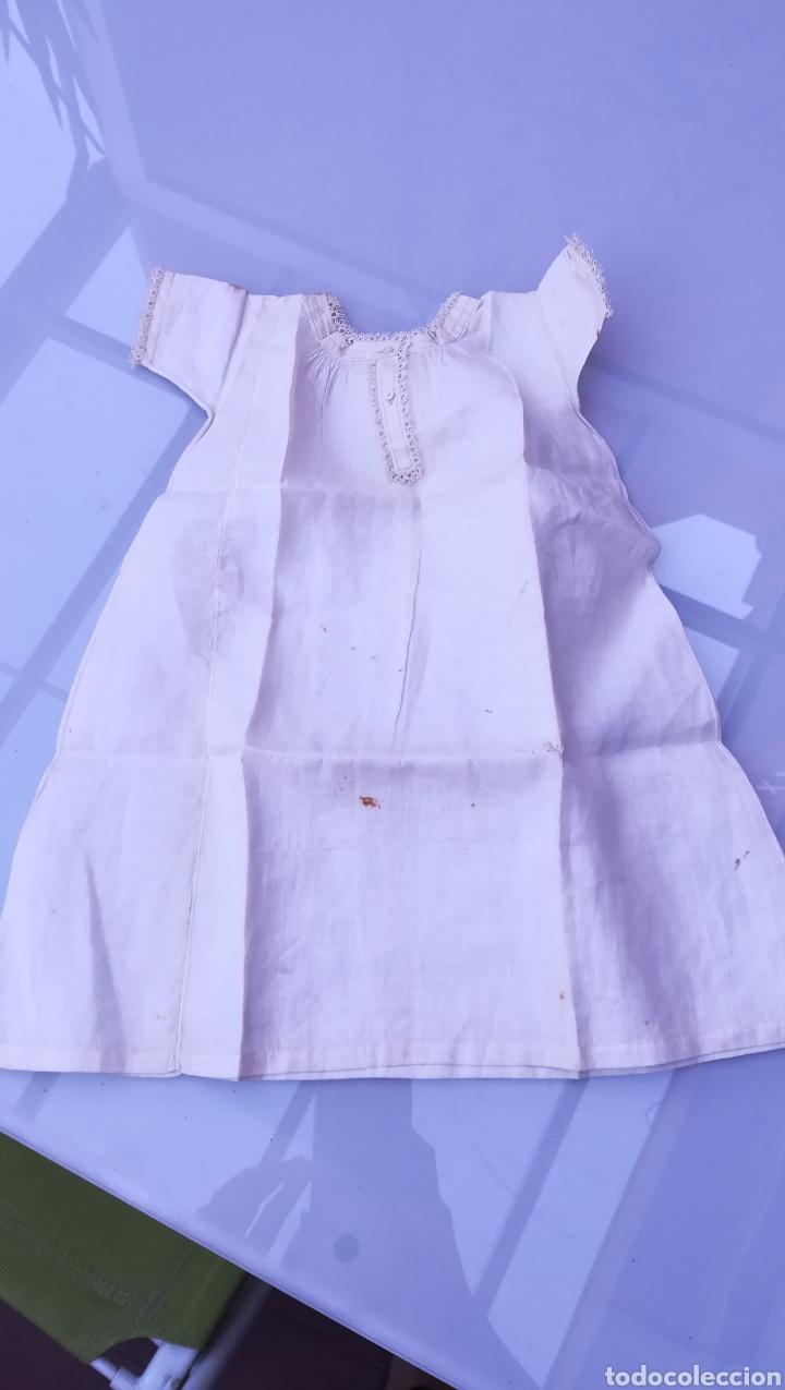 CAMISOLA O CAMISÓN DE BEBÉ (Antigüedades - Moda y Complementos - Infantil)