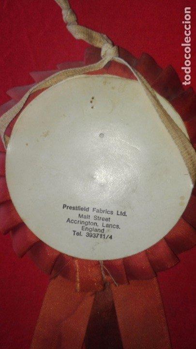 Antigüedades: Escarapela ecuestre inglesa.1980 - Foto 3 - 175595500