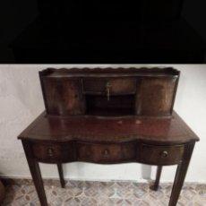 Antigüedades: ESCRITORIO BUREAU DEL SIGLO XIX EN BUEN ESTADO . Lote 175601914