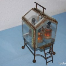 Antigüedades: ANTIGUO PERFUMERO ISABELINO. Lote 175611419