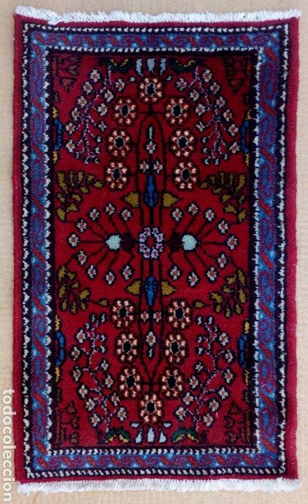 Antigüedades: Preciosa alfombra persa de lana - Foto 2 - 175693952