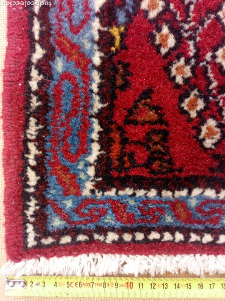 Antigüedades: Preciosa alfombra persa de lana - Foto 3 - 175693952
