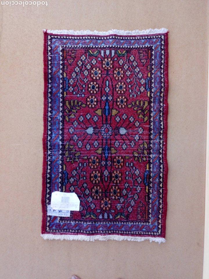 Antigüedades: Preciosa alfombra persa de lana - Foto 4 - 175693952