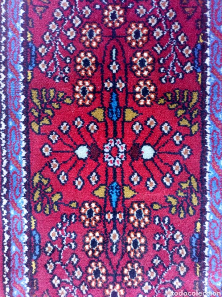 Antigüedades: Preciosa alfombra persa de lana - Foto 5 - 175693952
