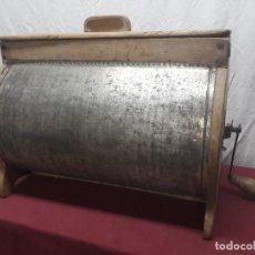 Antigüedades: MANTEQUERA....OBJETO POPULAR-ETNOGRAFICO...XIX / XX . Lote 175713157
