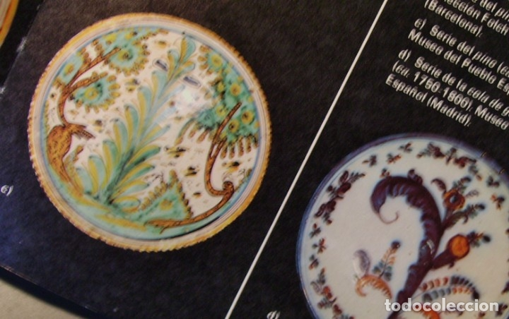 Antigüedades: ROTUNDO Y GRAN PLATO CERÁMICA DE PUENTE DEL ARZOBISPO XVIII – XIX - Foto 14 - 175713999
