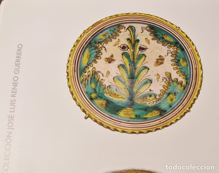 Antigüedades: ROTUNDO Y GRAN PLATO CERÁMICA DE PUENTE DEL ARZOBISPO XVIII – XIX - Foto 16 - 175713999