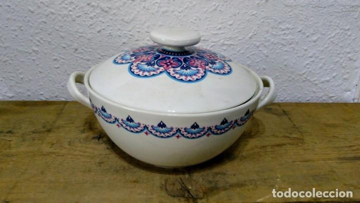 SOPERA SAN CLAUDIO (Antigüedades - Porcelanas y Cerámicas - San Claudio)