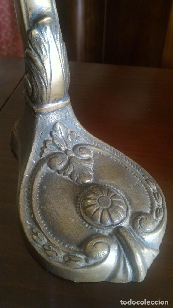 Antigüedades: Lampara de mesa Art Deco - Foto 4 - 175740429