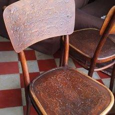 Antigüedades: SILLAS DE THONET. Lote 175756523