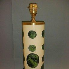 Antigüedades: PIERO FORNASETTI MILANO LAMPARA DE MESA VINTAGE LAMP FIRMADA EXCELENTE ESTADO ITALIA. Lote 175758099