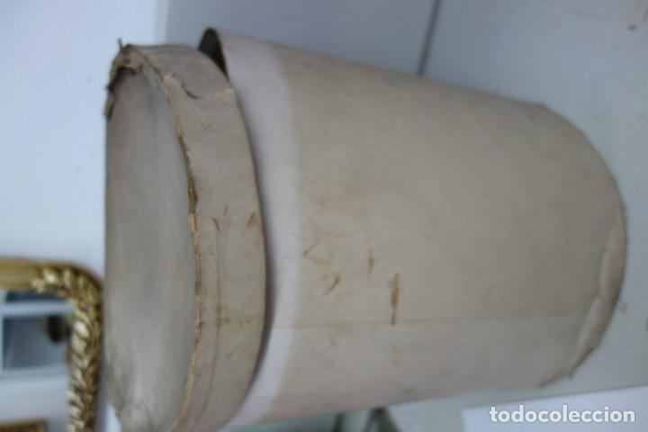 Antigüedades: LOTE DE CINCO SOMBREROS PARA DAMA CON CAJA ORIGINAL DE PRINCIPIOS DEL SIGLO XX - Foto 19 - 175762449