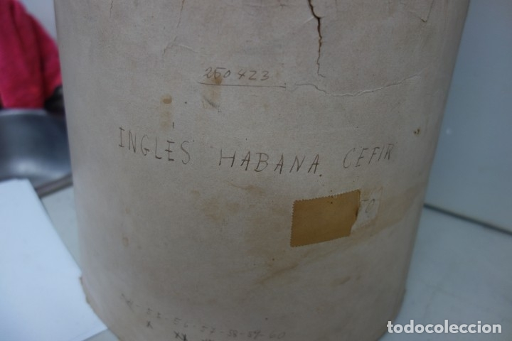 Antigüedades: LOTE DE CINCO SOMBREROS PARA DAMA CON CAJA ORIGINAL DE PRINCIPIOS DEL SIGLO XX - Foto 21 - 175762449
