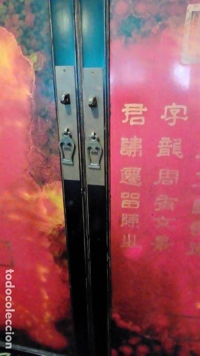 Antigüedades: armario oriental- - Foto 3 - 175763117