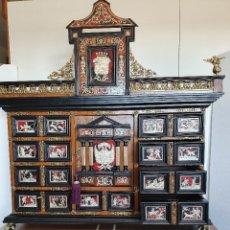 Antigüedades: BARGUEÑO ITALIANO HISPANO-FLAMENCO. Lote 175784983