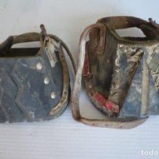 Antigüedades: ZAPATOS MULA O BURRO. Lote 175833487