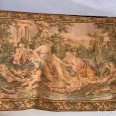 Antigüedades: ANTIGUO TAPIZ BOUCHER DE PARIS REF-T309. Lote 175893059