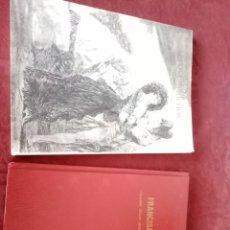 Antigüedades: LIBROS DE GOYA MIRAR. Lote 175893659
