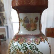 Antigüedades: JARRON SATSUMA MEDIADOS SXX. Lote 175898607